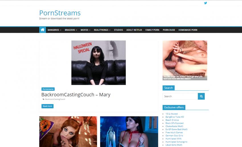 PornStreams